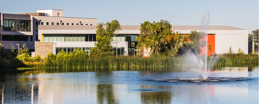 UC Merced - recently completed 2020 project photo